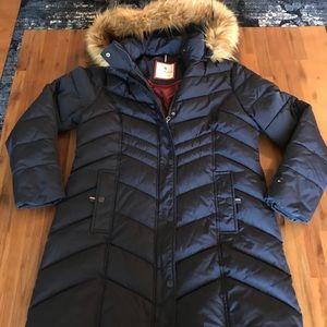 Tommy Hilfiger Parka Coat - size L
